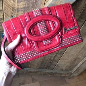 Barely used Marciano purse